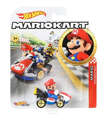 Hot Wheels- Coches y camiones de juguete, Multicolor (Mattel GBG26) , color/modelo...