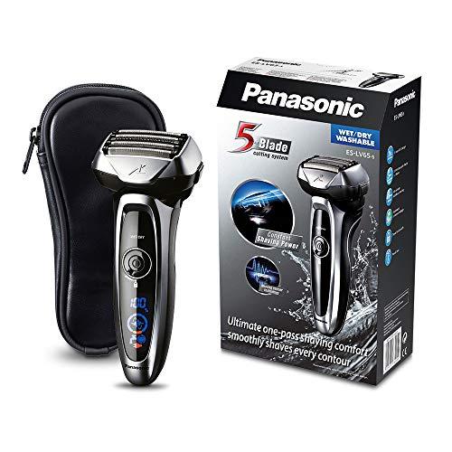 Panasonic ES-LV65-S803 Premium Wet & Dry - Afeitadora Eléctrica para Hombre/Máquina...