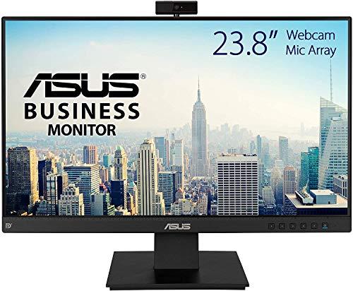 Asus BE24EQK - Monitor de negocio de 23.8' (Full HD, IPS, sin marco, antiparpadeo,...