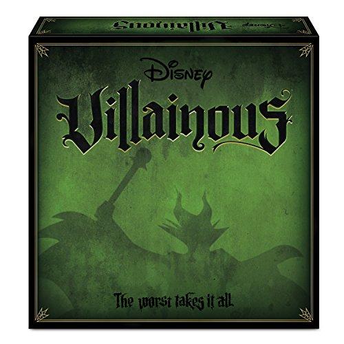 Ravensburger 26275 Disney Villainous, Versión Española, Juego de Mesa, 2-6...