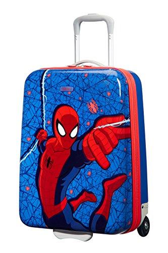 American Tourister New Wonder - Hard Upright 55/20 Marvel 2.5 KG Equipaje Infantil,...