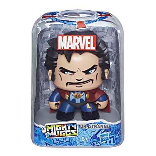 Marvel Classic- Mighty Muggs Figura coleccionable de Marvel, Dr Strange, Multicolor...