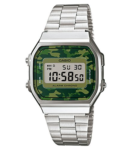 Casio Reloj de Pulsera A168WEC-3EF