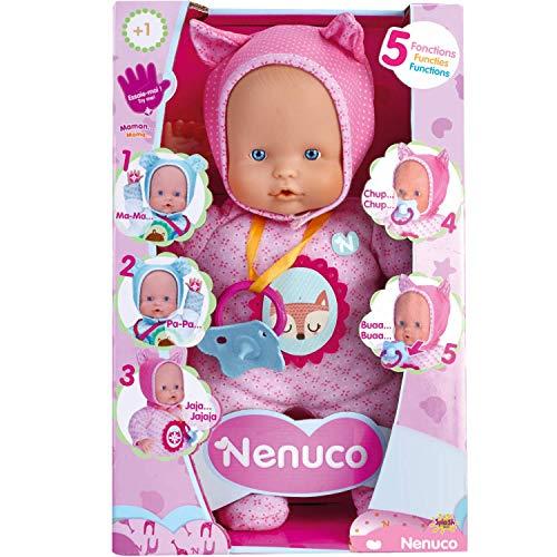 Nenuco - Muñeco Blandito