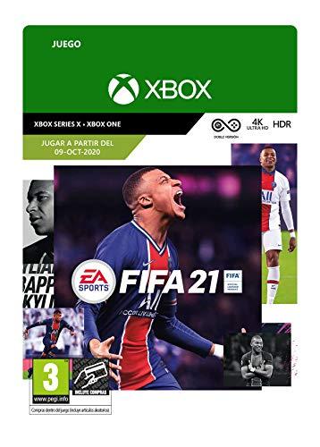 FIFA 21 Standard (Pre-Purchase) | Xbox - Código de descarga