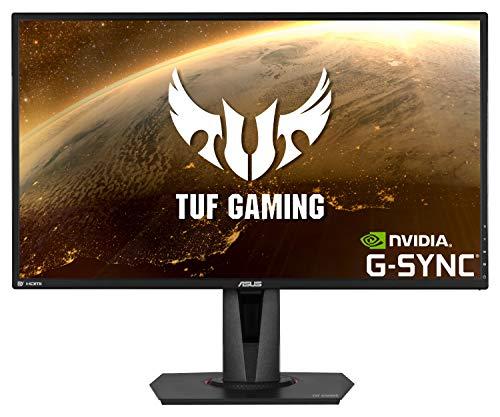 ASUS TUF Gaming VG27AQ HDR Monitor para juegos - 27 pulgadas WQHD (2560 x 1440), IPS,...