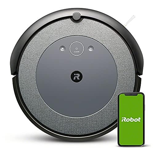 iRobot Roomba i3152 - Robot Aspirador con mapeo, Wi-Fi y Dos cepillos de Goma...