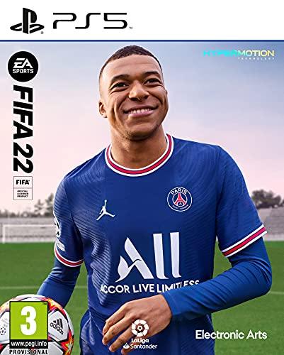 FIFA 22 PS5 ES PG FRONTLINE