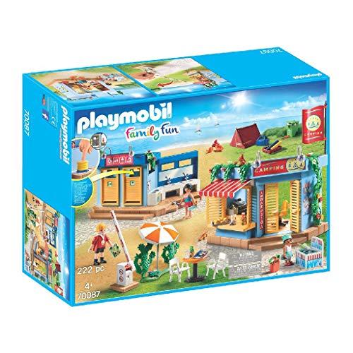 PLAYMOBIL Family Fun Camping, A partir de 4 años (70087)