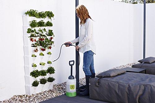 minigarden Vertical Kitchen Garden para 24 Plantas, Jardín Vertical Modular y...
