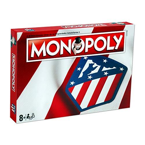 Monopoly del Club Atlético de Madrid - Juego de Mesa de las Propiedades...