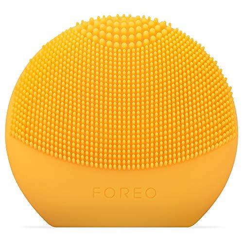 Foreo - Cepillo Inteligente De Limpieza Facial Luna Fofo Sunflower Yellow Foreo