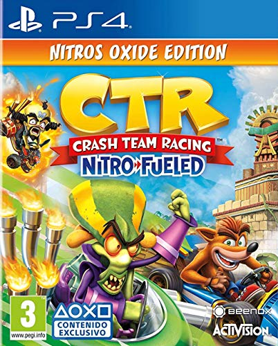 Crash Team Racing Nitro Fueled - Edición Nitros Oxide