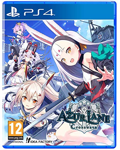 Azur Lane : Cross Wave Commander's Calendar Edition pour PS4 [Importación francesa]