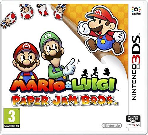 Mario Luigi Paper Jam [Importación Francesa]