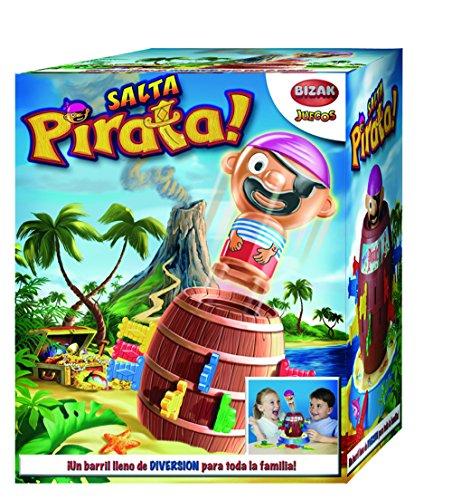 Juegos Bizak Tricky Salta Pirata (BIZAK 30697028)